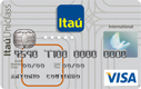 Itaú Uniclass Internacional Visa