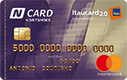 Fotografia do Cartão N Card Itaucard 2.0 International MasterCard